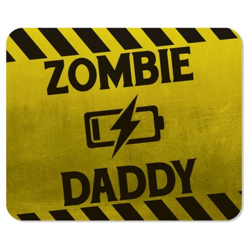 Mousepad Zombie Daddy